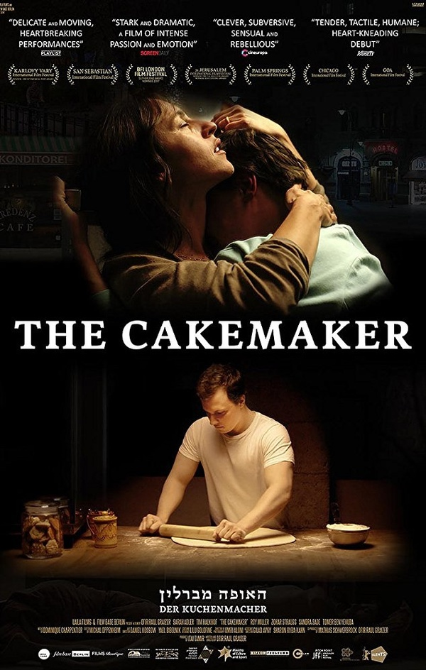 The Cakemaker Review-NY Times