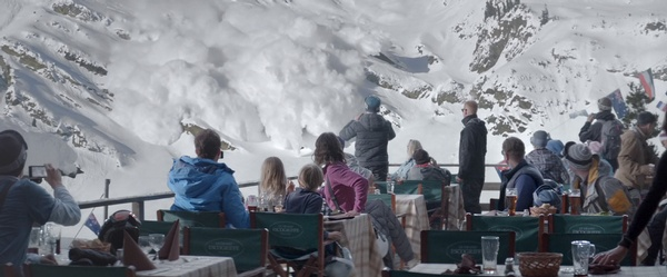 Force Majeure Review-NY Daily News