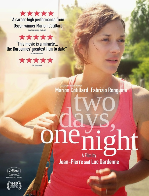 Two Days, One Night Review - Washington Post