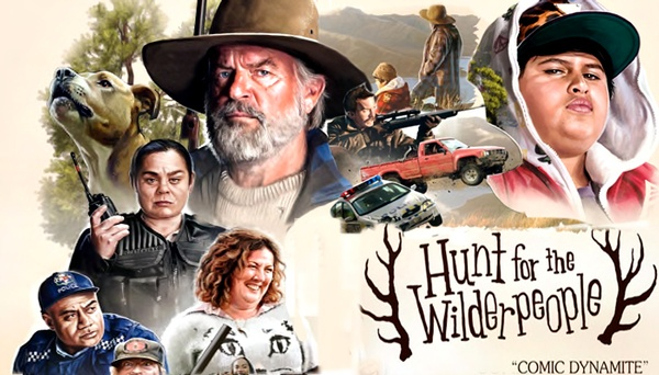 Hunt for the Wilderpeople Review-NY TImes
