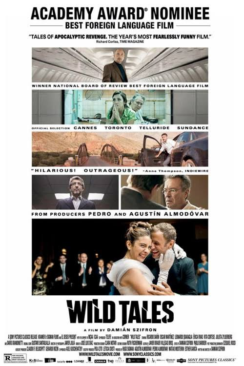 Wild Tales Production Stills
